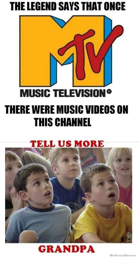 Remember When… MTV Was Known For its Relationship to Music?