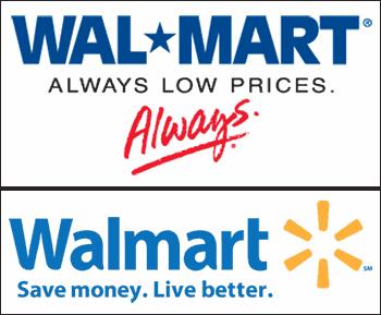 Walmart A Rebranding Genius