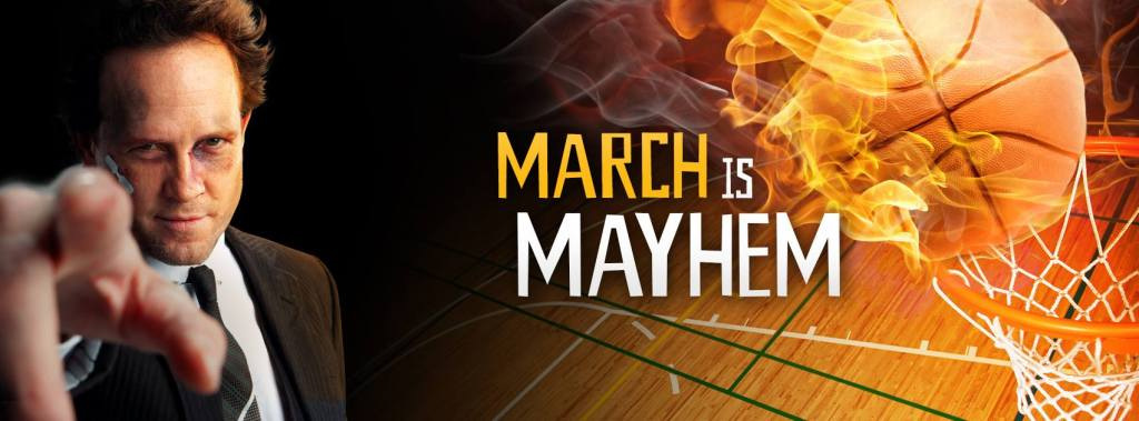 March is Mayhem