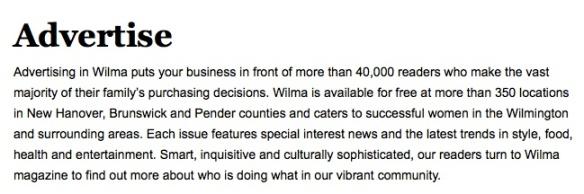wilma web screenshot