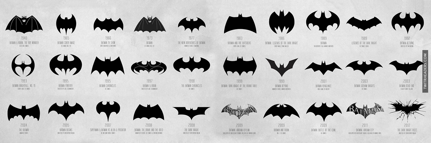 All Batman Symbols Images Meaning Of Text Symbols