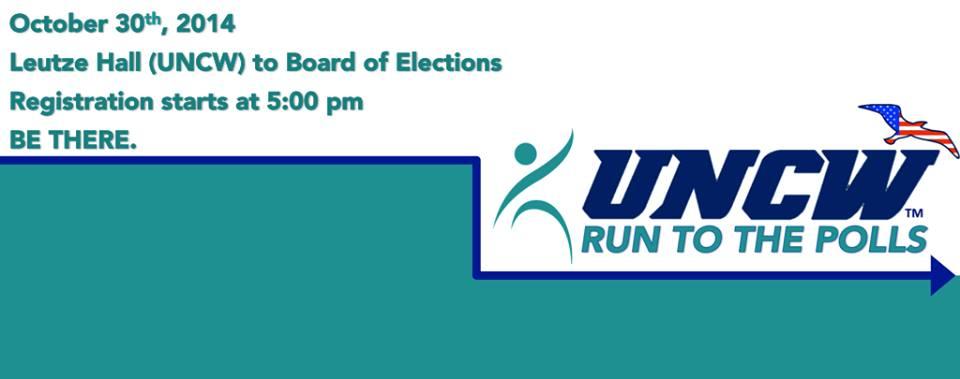 run to the polls