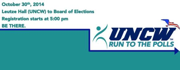 run to the polls