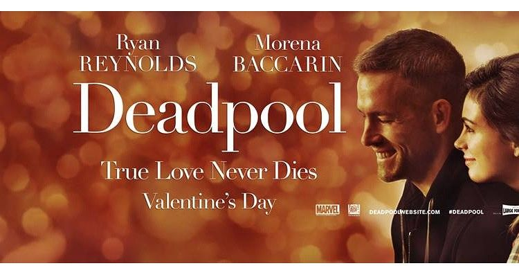 Deadpool romantic comedy