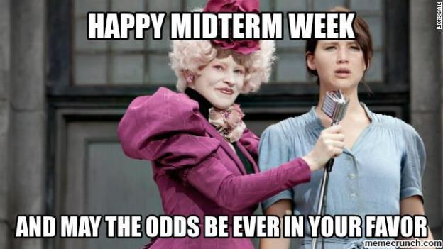 Midterms week