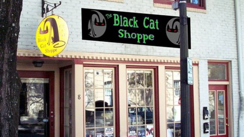 The Black Cat Shoppe