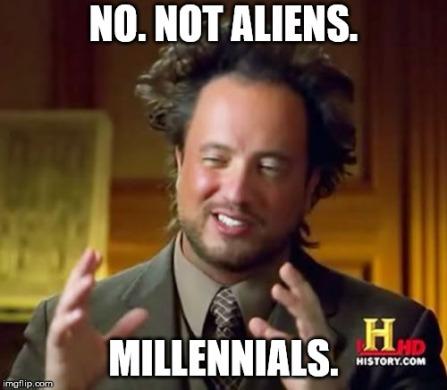 Halloween Meme Aliens