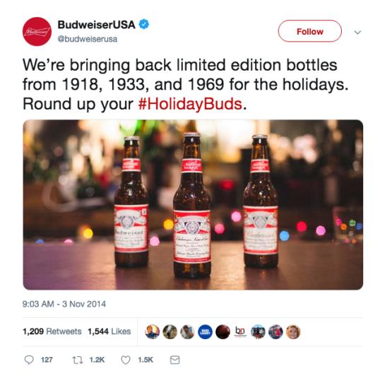 HolidayBuds campaign